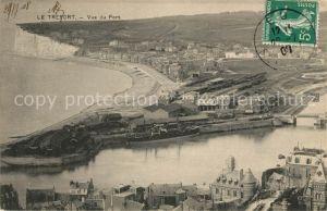 AK / Ansichtskarte Le Treport Vue du Port Kat. Le Treport