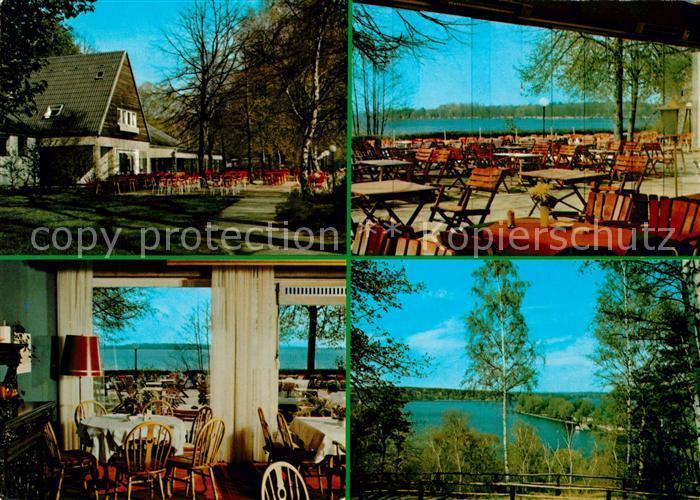 AK / Ansichtskarte Berlin Insel Lindwerder Kat. Berlin