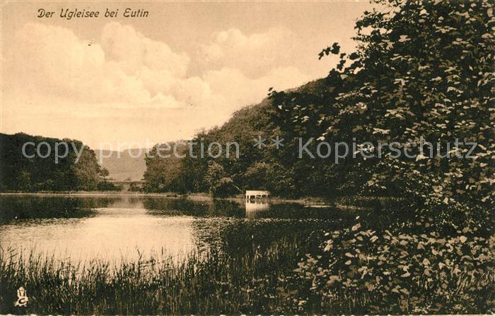 AK / Ansichtskarte Eutin Ugleisee Kat. Eutin