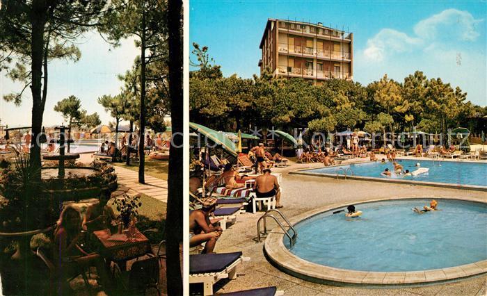 AK / Ansichtskarte Lido di Jesolo Hotel Maracaibo  Kat. Italien