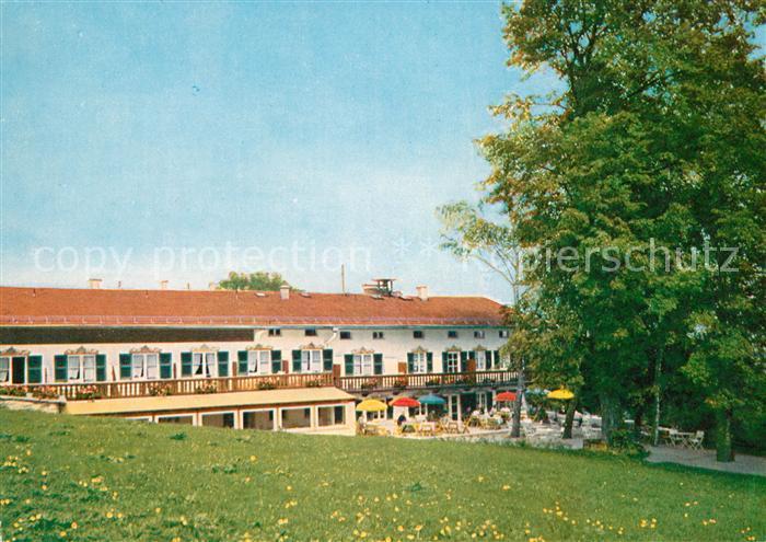 ak bad wiessee hotel kleinbuch nr 6386901 oldthing ansichtskarten deutschland plz 80 89. Black Bedroom Furniture Sets. Home Design Ideas