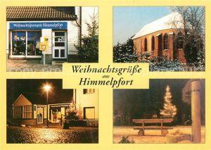 AK / Ansichtskarte Himmelpfort Coeli porta Kloster Himmelport Kat. Fuerstenberg