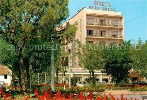 AK / Ansichtskarte San Feliu de Guixols Hotel Murla Park Kat. Baix Emporda