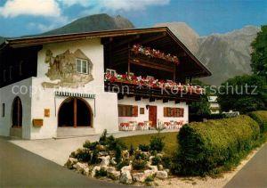 AK / Ansichtskarte Schoenau Berchtesgaden Pension Haus Ederbrunn Kat. Berchtesgaden