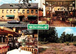 AK / Ansichtskarte Ebstorf Hotel Restaurant Zur Krone Kat. Ebstorf