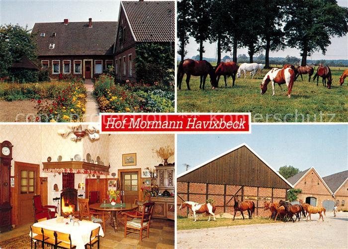 AK / Ansichtskarte Havixbeck Hof Mormann  Kat. Havixbeck