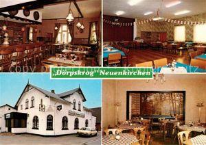 AK / Ansichtskarte Neuenkirchen Dithmarschen Doerpskrog Kat. Neuenkirchen