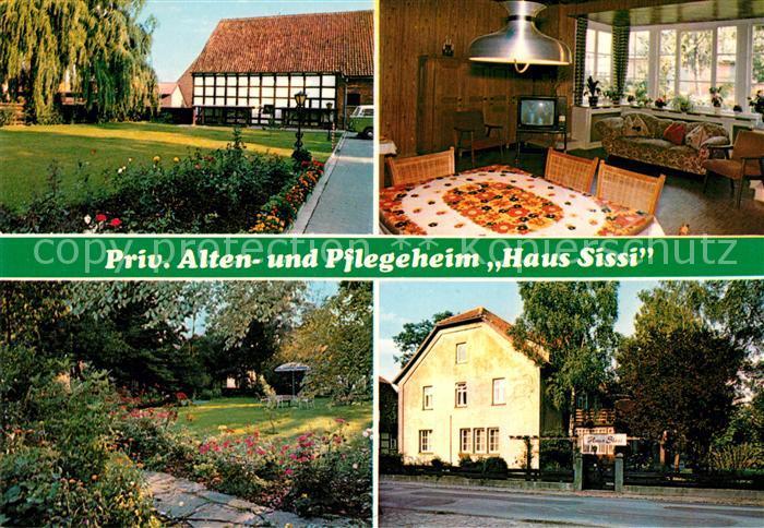 AK / Ansichtskarte Esbeck Elze Alten Pflegeheim Haus Sissi Kat. Elze