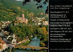 AK / Ansichtskarte Heimbach Eifel Eifeler Hof Kat. Heimbach