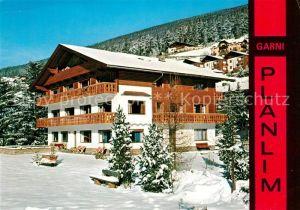 AK / Ansichtskarte Ortisei St Ulrich Garni Panlim Hotel