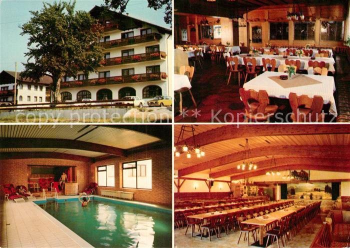 AK / Ansichtskarte Vorderhainberg Gasthof Zum Koch Kat. Ortenburg