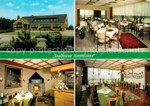 AK / Ansichtskarte Vluyn Hotel Jagdhaus Auwelaers Kat. Neukirchen Vluyn