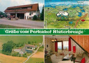 AK / Ansichtskarte Werdohl Ferienhof Hinterbrenge Kat. Werdohl