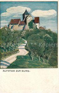 AK / Ansichtskarte Rothenfels Unterfranken Burg Rothenfels Kat. Rothenfels