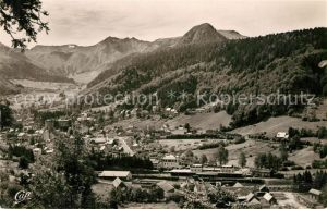 AK / Ansichtskarte Le Mont Dore Vue generale Kat. Mont Dore