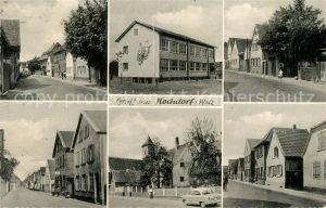 AK / Ansichtskarte Hochdorf Assenheim  Kat. Hochdorf Assenheim