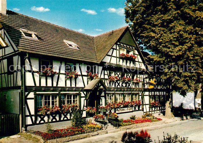 AK / Ansichtskarte Sasbachwalden Gasthaus Engel Kat. Sasbachwalden