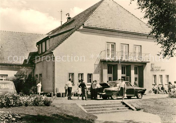 AK / Ansichtskarte Dierhagen Ostseebad FDGB Erholungsheim Ernst Moritz Arndt Kat. Dierhagen Ostseebad