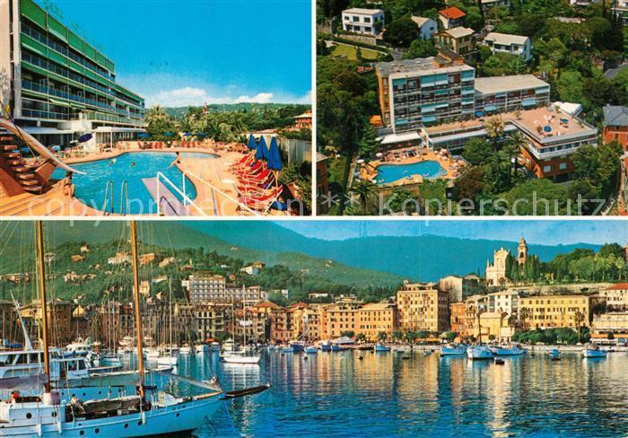 AK / Ansichtskarte San Margherita Ligure Park Hotel Suisse