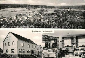 AK / Ansichtskarte Neunkirchen Westerwald Gasthaus Pension zum Westerwald Kat. Neunkirchen