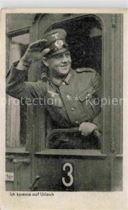 AK / Ansichtskarte Militaria Wehrmacht WK2  Uniform  Kat. WK2