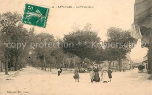 AK / Ansichtskarte Lavardac Les Promenades Kat. Lavardac