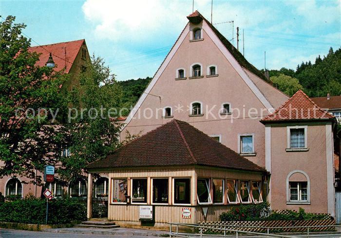 AK / Ansichtskarte Happurg Gasthof Schwarzes Ross  Kat. Happurg