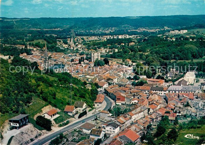 AK / Ansichtskarte Joinville Haute Marne Fliegeraufnahme Kat. Joinville