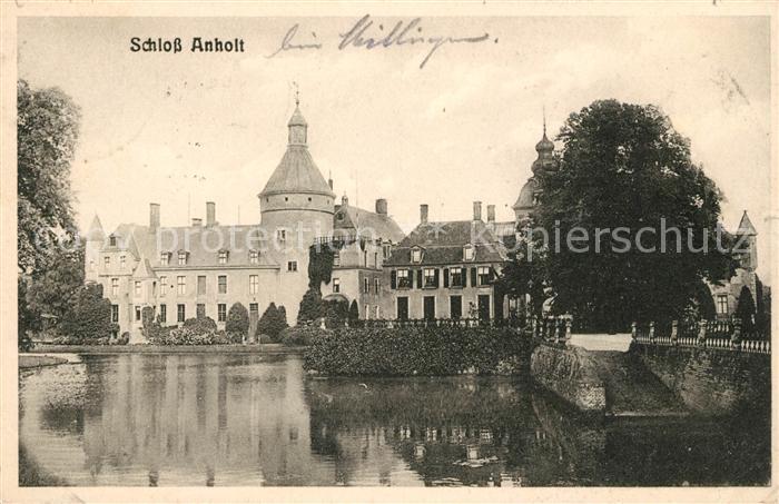 Anholt Schloss Anholt Kat. Isselburg