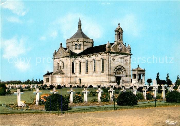 Ablain Saint Nazaire Notre Dame de Lorette Basilique Cimetiere Kat. Ablain Saint Nazaire