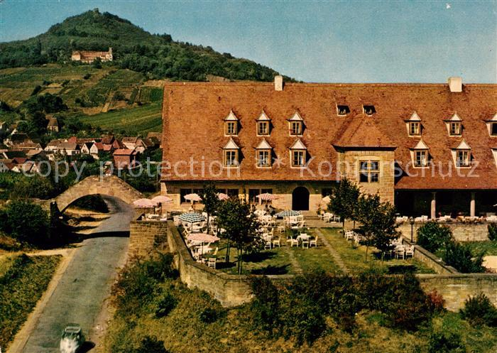 AK / Ansichtskarte Leinsweiler Hotel Leinsweiler Hof  Kat. Leinsweiler