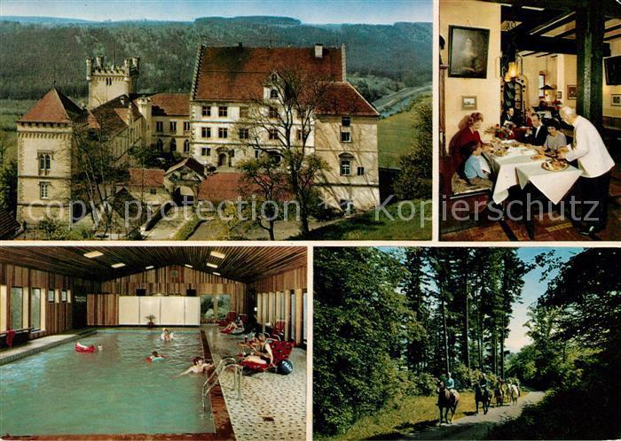 Hotel Weitenburg Restaurant