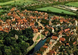 AK / Ansichtskarte Otterndorf Niederelbe Fliegeraufnahme Kat. Otterndorf