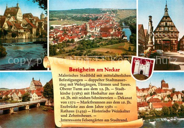 AK / Ansichtskarte Besigheim  Kat. Besigheim