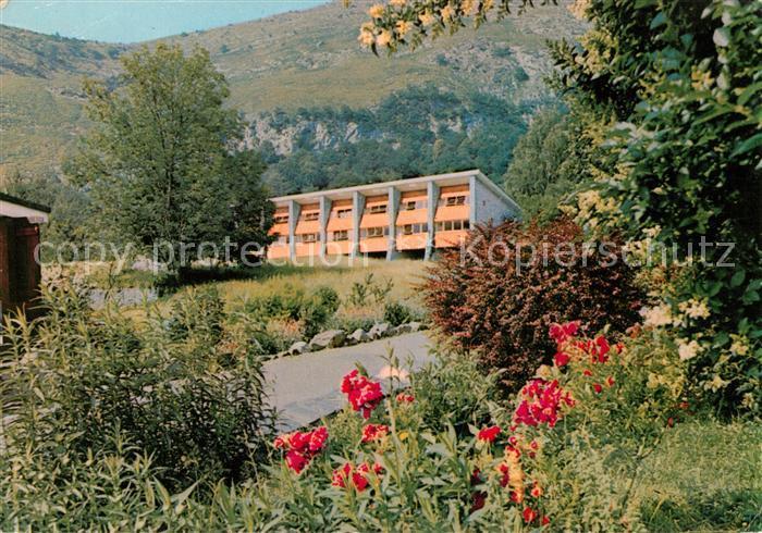 AK / Ansichtskarte Lourdes Hautes Pyrenees Saint Pierre Pavillon Kat. Lourdes