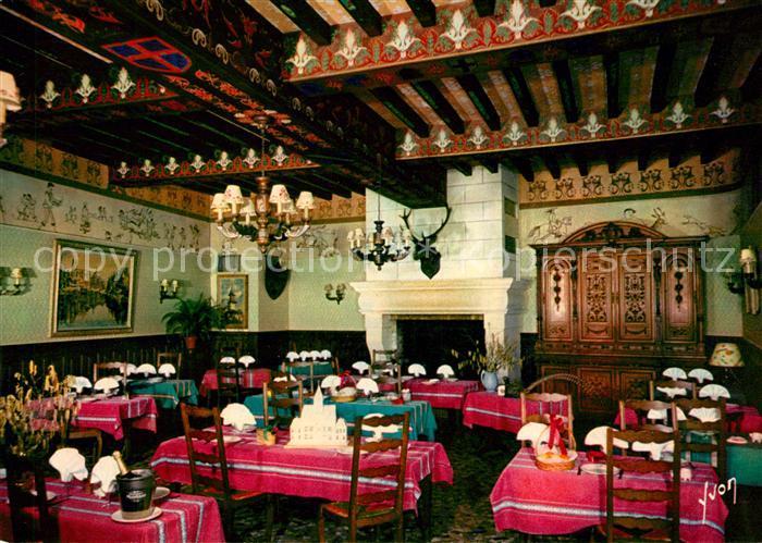 AK / Ansichtskarte Vieux Moulin Oise Auberge du Daguet Kat. Vieux Moulin
