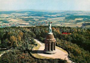 AK / Ansichtskarte Teutoburgerwald Hermannsdenkmal Kat. Detmold
