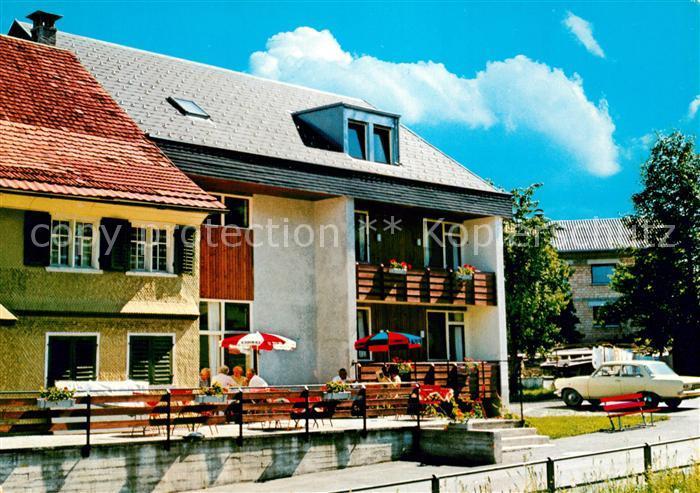 AK / Ansichtskarte Alberschwende Gasthaus zur Brauerei Kat. Alberschwende
