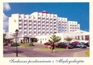 AK / Ansichtskarte Szczecin Stettin Miedzyzdroje