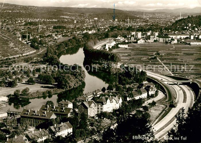 AK / Ansichtskarte Esslingen Neckar  Kat. Esslingen am Neckar