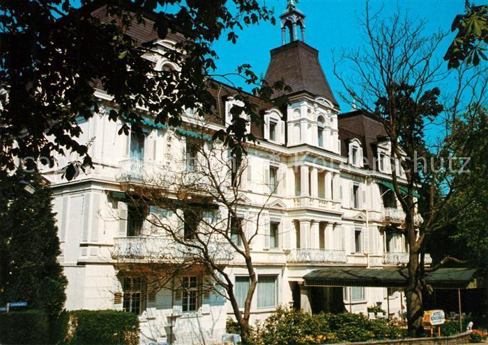 AK / Ansichtskarte Badenweiler Hotel Roemerbad Kat. Badenweiler