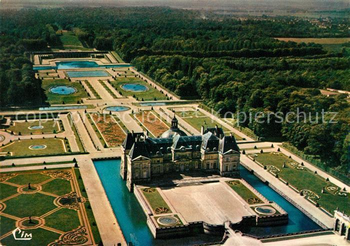 AK / Ansichtskarte Maincy Fliegeraufnahme Chateau Vaux le Vicomte Kat. Maincy