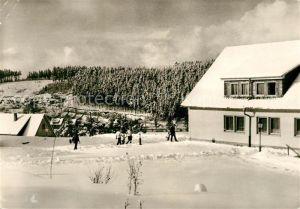 AK / Ansichtskarte Hinternah Ferienheim der Reichsbahndirektion Friedrich List Kat. Nahetal Waldau