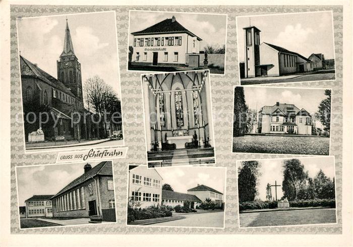 AK / Ansichtskarte Schiefbahn Kirchen  Kat. Willich