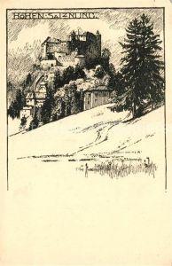 AK / Ansichtskarte Salzburg Oesterreich Festung Hohensalzburg  Kat. Salzburg