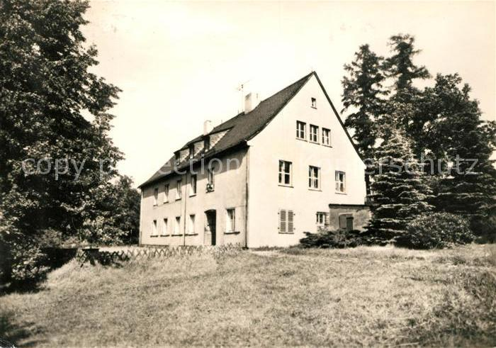 AK / Ansichtskarte Einsiedel Chemnitz Pionierlager Palmiro Togliatti Kat. Chemnitz