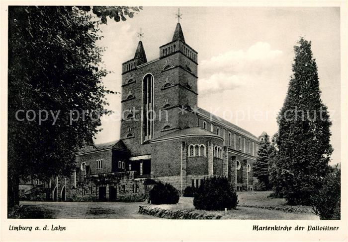AK / Ansichtskarte Limburg Lahn Marienkirche Pallottiner Kat. Limburg a.d. Lahn