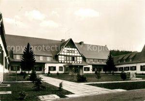AK / Ansichtskarte Eckardtshausen Erholungsheim Wilhelmsthal Kat. Marksuhl