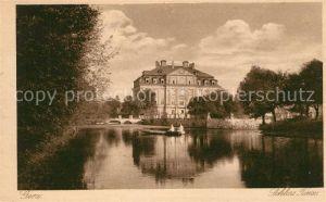 AK / Ansichtskarte Gera Schloss Tinz Kat. Gera