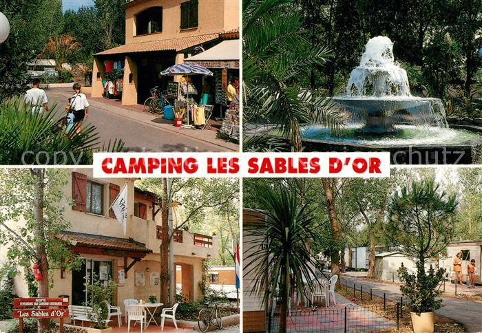 AK / Ansichtskarte Agde Camping les Sables Dor  Kat. Agde